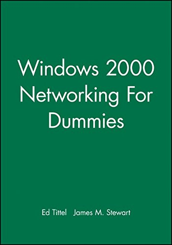 9780764508110: Windows 2000 Networking For Dummies