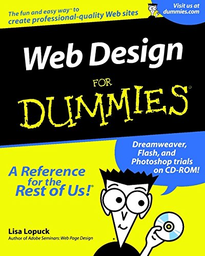 9780764508233: Web Design For Dummies