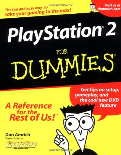 9780764508332: PlayStation 2 For Dummies