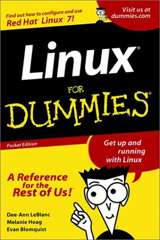 9780764508424: Linux For Dummies