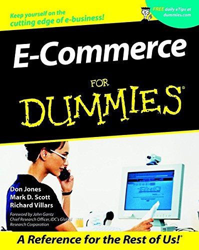9780764508479: E-Commerce For Dummies (For Dummies (Computers))