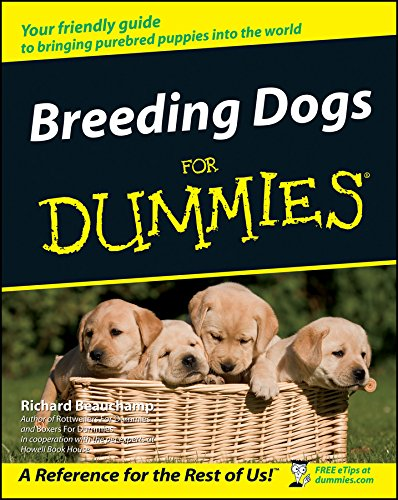 9780764508721: Breeding Dogs For Dummies