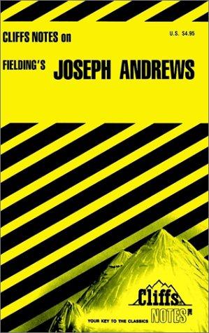 9780764513008: Title: Joseph Andrews Cliffs Notes