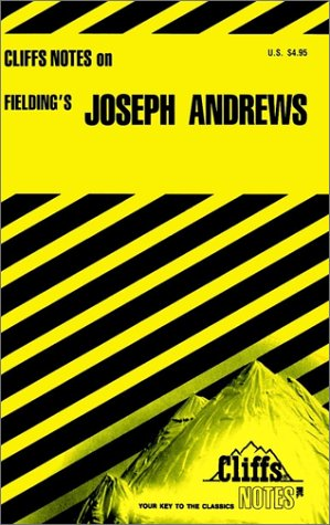 9780764513008: Joseph Andrews: Cliffs Notes