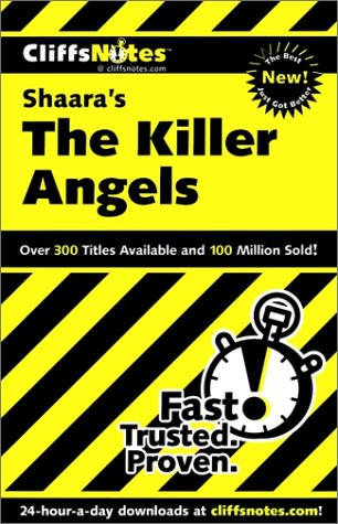 9780764513237: Cliffsnotes on Shaara's the Killer Angels