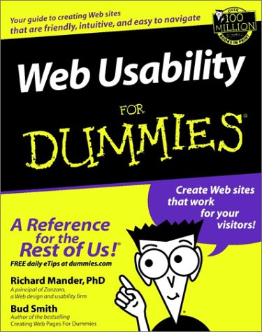 9780764515460: Web Usability For Dummies