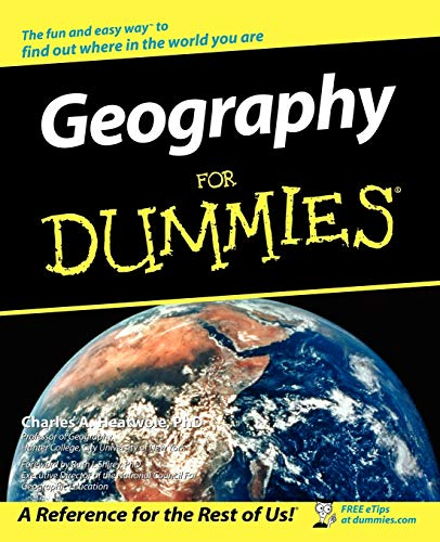 9780764516221: Geography For Dummies