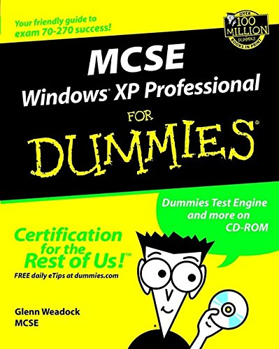 9780764516313: MCSE Windows XP Professional For Dummies