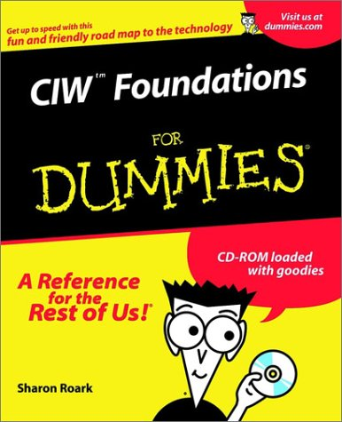 9780764516351: CIW Foundations For Dummies