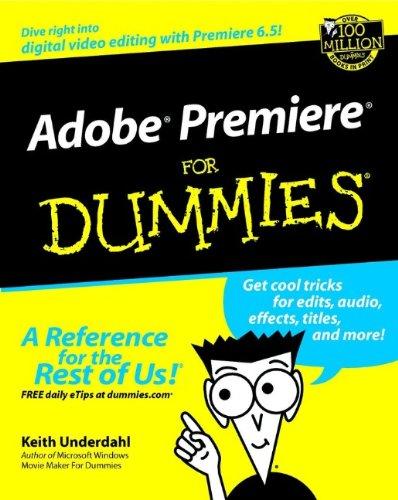 9780764516443: Adobe Premiere For Dummies