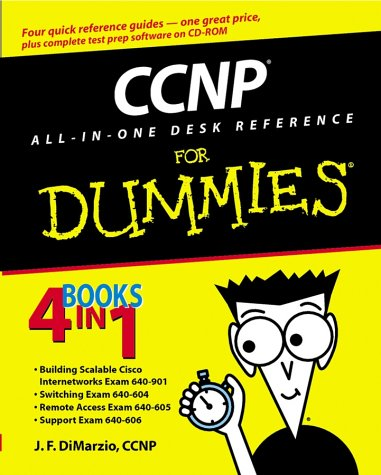 9780764516481: CCNP All-in-One Desk Reference For Dummies