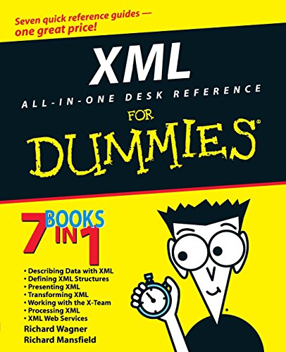 9780764516535: XML All-in-One Desk Reference For Dummies