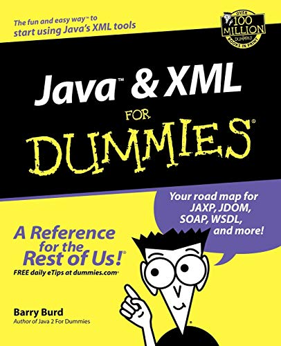 9780764516580: Java and XML For Dummies