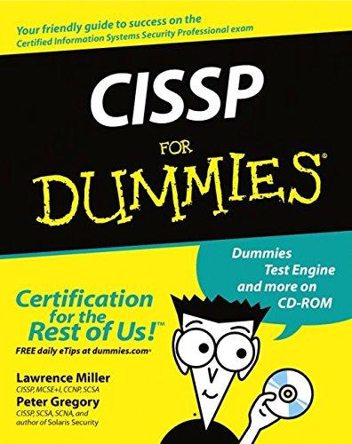 9780764516702: CISSP For Dummies (For Dummies (Computer/Tech))