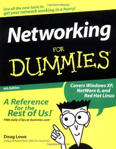 9780764516771: Networking for Dummies (For Dummies (Computer/Tech))