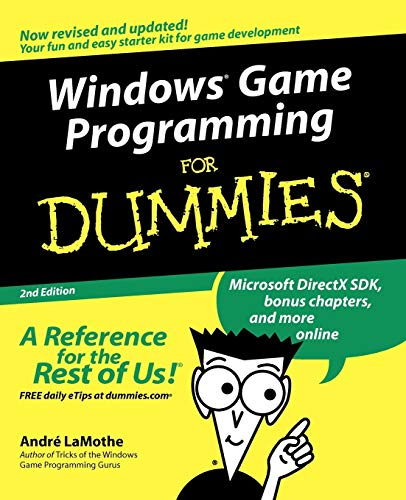 9780764516788: Windows Game Programming For Dummies