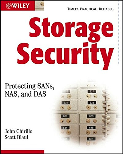 9780764516887: Storage Security: Protecting SANs, NAS and DAS