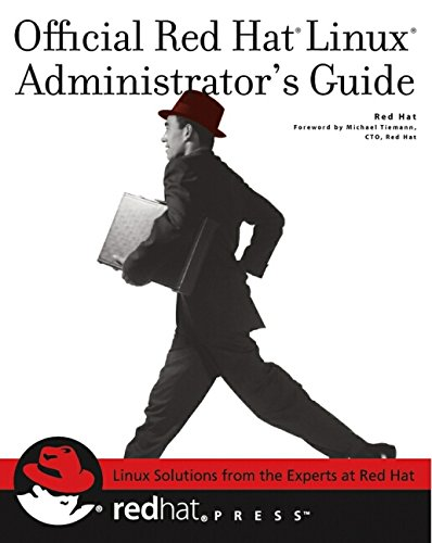 9780764516955: Official Red Hat Linux Administrator's Guide