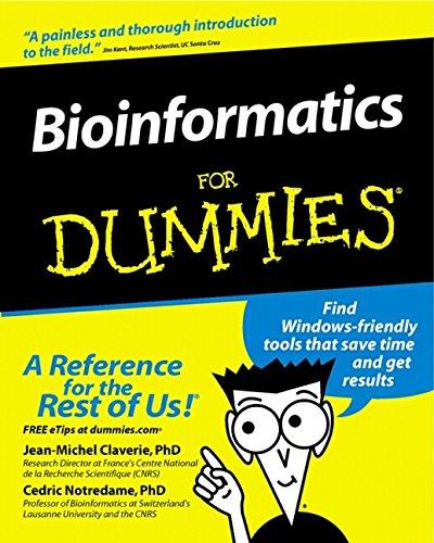 9780764516962: Bioinformatics for Dummies