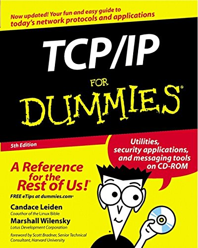 9780764517600: Tcp/Ip for Dummies