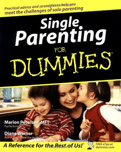 9780764517662: Single Parenting For Dummies