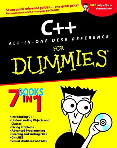 9780764517952: C++ All-in-One Desk Reference For Dummies (For Dummies (Computers))