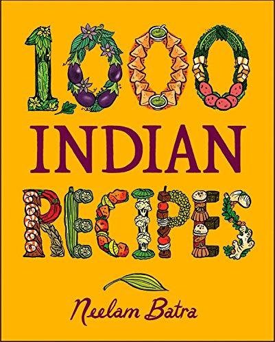 9780764519727: 1,000 Indian Recipes (1,000 Recipes)