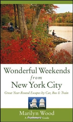 9780764519819: Frommer's Wonderful Weekends from New York City
