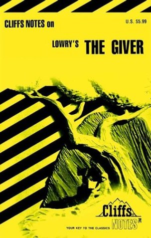 9780764522925: Cliffsnotes on Lowry's the Giver