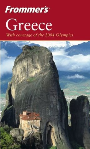 9780764524561: Frommer's Greece (Frommer's Complete Guides)