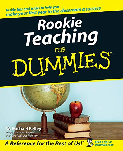 9780764524790: Rookie Teaching for Dummies
