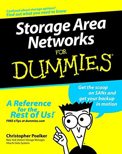 9780764524806: Storage Area Networks For Dummies