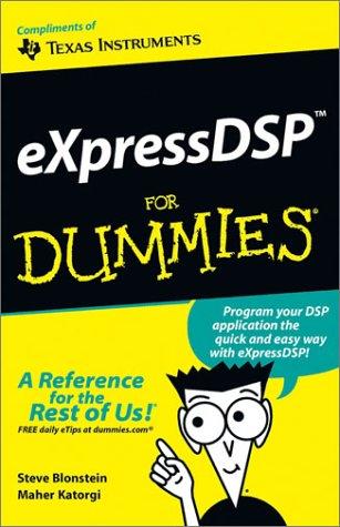 9780764524882: eXpressDSP for Dummies