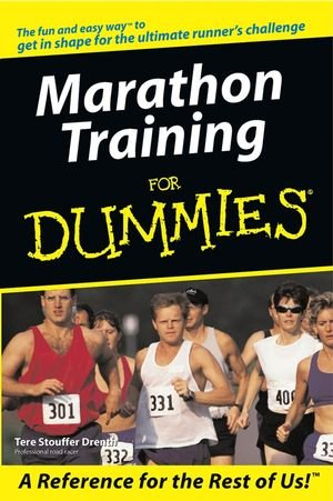 9780764525100: Marathon Training For Dummies
