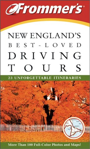 Frommers New Englands Best-Loved Driving Tours (Frommers: AA Publishing