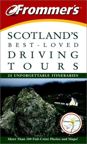 9780764525353: Frommer's Scotland's Best-Loved Driving Tours