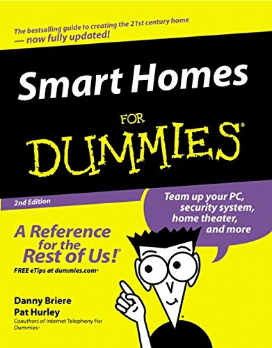 9780764525391: Smart Homes for Dummies
