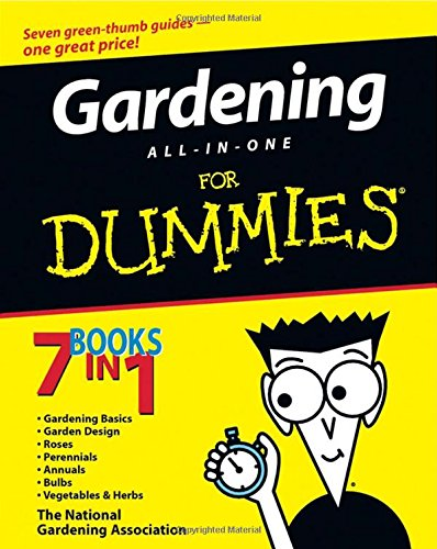 9780764525551: Gardening All-in-One For Dummies