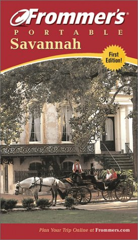 Frommer's Portable Savannah (0764525573) by Porter, Darwin; Prince, Danforth
