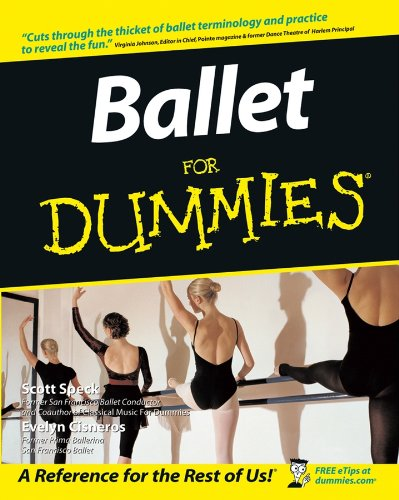 9780764525681: Ballet for Dummies