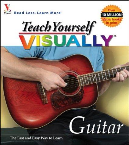 Teach Yourself Visually: Teach Yourself Visually Guitar