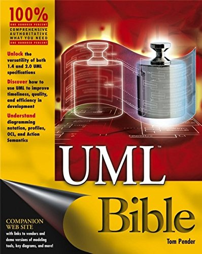 9780764526046: UML Bible (Bible (Wiley))