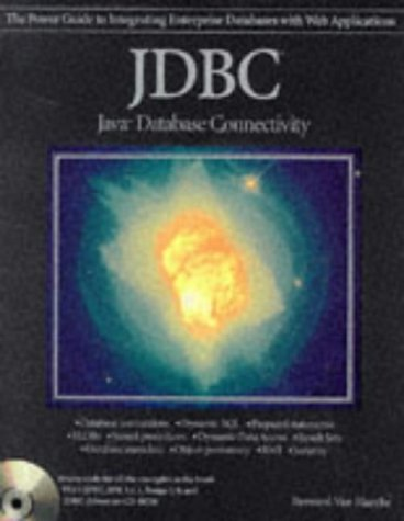 9780764531446: JDBC: Java Database Connectivity