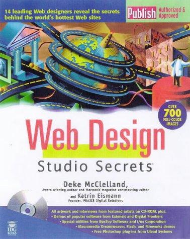 9780764531712: Web Design Studio Secrets