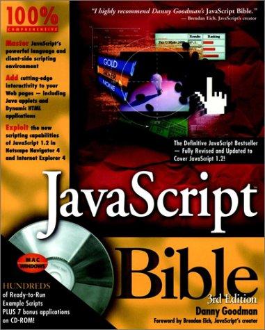 9780764531880: JavaScript Bible