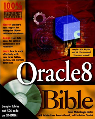 9780764531989: Oracle8 Bible