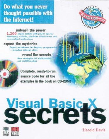 9780764532238: Visual Basic 6 Secrets (The Secrets Series)