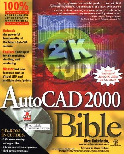 9780764532689: AutoCAD 2000 Bible