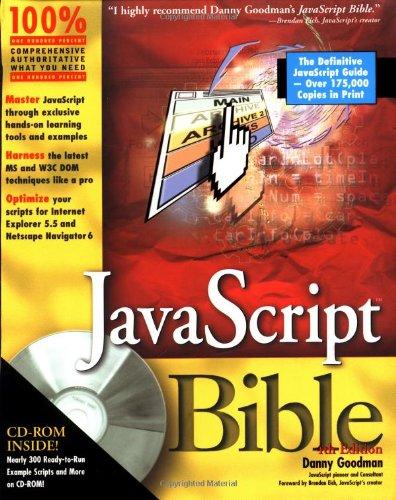 9780764533426: JavaScript Bible