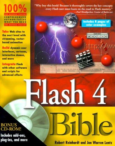 9780764533563: Flash 4 Bible